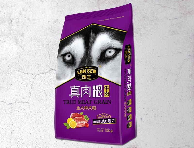 肌肉活力牛肉味犬粮(线上版)
