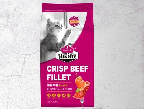 香脆牛柳去毛球猫粮 10kg