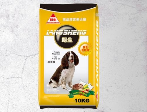 高品质牛肉味成犬粮