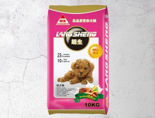 高品质鸡肉味幼犬粮