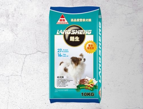 高品质牛肉味幼犬粮