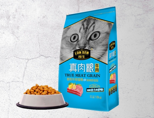 活力舒畅香煎牛排猫粮(线上版)