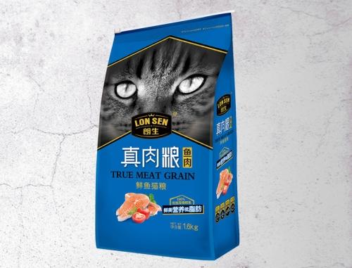 营养低脂鲜鱼猫粮(线上版)