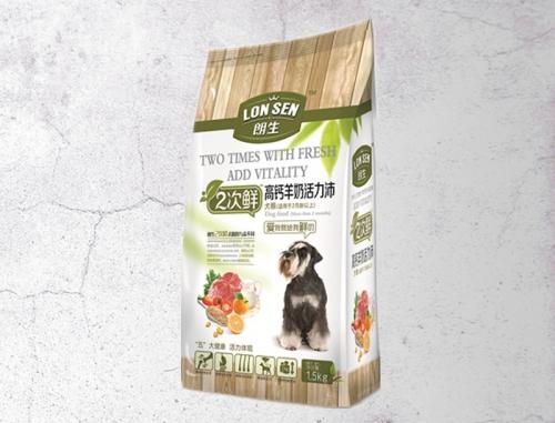 高钙羊奶活力沛犬粮