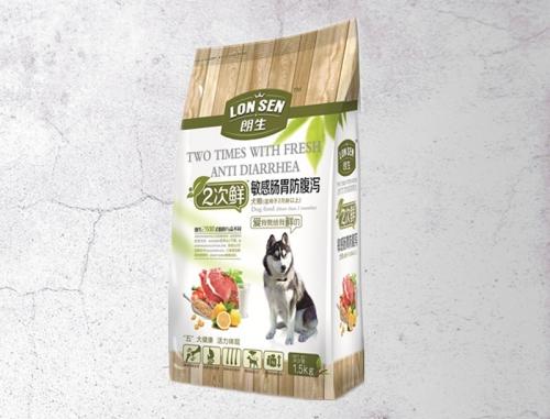 敏感肠胃防腹泻犬粮