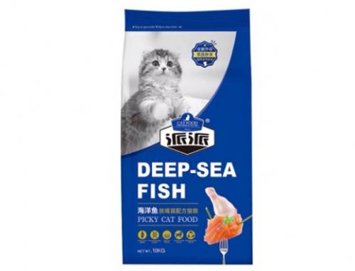 海洋鱼挑嘴猫配方猫粮 10kg